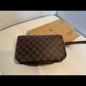 a95a1133717 Louis Vuitton Bags   Orsay Monogram Canvas Clutch Bag   Poshmark
